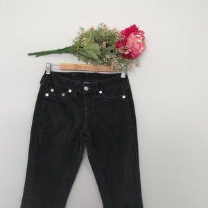 True Religion | Velvet Legging Skinny Jean SZ 27